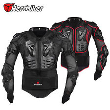 HEROBIKER Professional Motor Body Protection Armor Motorcross Racing Jacket Gear