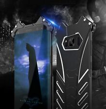 Shockproof Bumper Metal Case Cover Skin In Batman For Samsung Galaxy S8/S8 Plus
