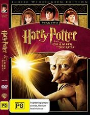 Harry Potter and The CHAMBER OF SECRETS : NEW DVD