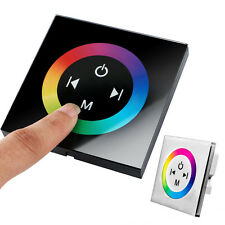 DC12/24V Sensitive Touch Panel Dimmer Switch Controller for RGB Led Strip Light