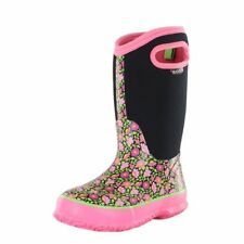 "Bogs Boots Girls Kids 10"" Sweet Pea Insulated Rubber Waterproof 71438"
