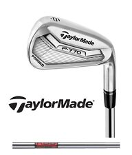 New 2017 Taylormade Golf P 770 Irons P770 Iron Set KBS Tour 2* Strong Loft