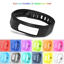 16mm Silicone Band Strap Buckle Wristband for Garmin vivofit2 Sports Bracelet