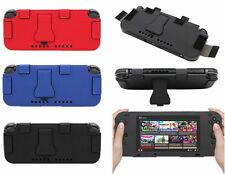 PU Leather Skin Cover Protective Stand Hard Case Holder  For Nintendo Switch