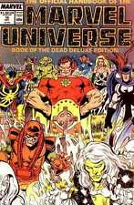 Official Handbook of the Marvel Universe (1985 series) #18 in NM - condition