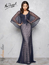 Mac Duggal 20051D Long Evening Dress ~LOWEST PRICE GUARANTEE~ NEW Authentic Gown