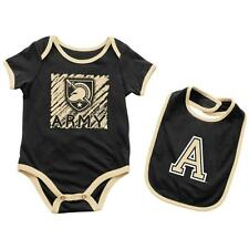 Army Black Knights Baby Bodysuit Look at the Baby Bib Set