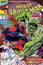 Web of Spider-Man (1985 series) #69 in Near Mint - condition. FREE bag/board