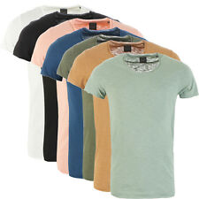 JACK & JONES JORBAS T-SHIRT IN BASIC LOOK 7 MODERN COLORS, XS, S, M, L, XL, XXL