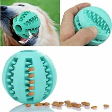 Bite Resistant Dental Treat Pet Toy Teeth Cleaning Dog Training Chew Ball
