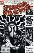 Spider-Man: Web of Doom #2 in Near Mint condition. FREE bag/board