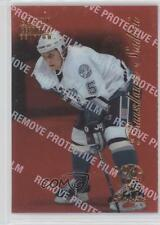 1996-97 Select Certified Red #109 Ruslan Salei Anaheim Ducks (Mighty of Anaheim)