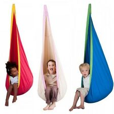 Children Hammock Garden Furniture Swing Chair Indoor Outdoor Hanging Seat Kids
