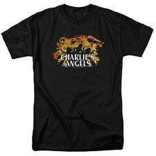 Charlies Angels Fire T-shirts for Men Women or Kids