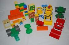 Bob the Builder Lego Lot Bricks Figure Scoop Muck Rolley Replacement Parts
