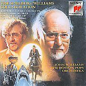 The Spielberg/Williams Collaboration by John Williams CD