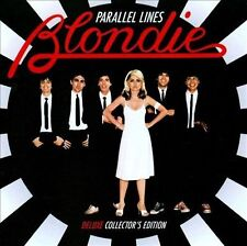 BLONDIE PARALLEL LINES [CD/DVD]