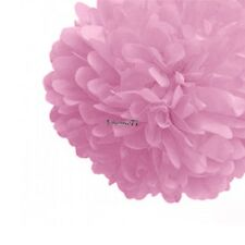 New Wedding Decorations Tissue Paper Pompoms Party Craft Paper Flower EA77