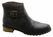 Timberland Earthkeepers Bethel Chelsea Side Zip Ankle Brown Womens Boot 8329A D5
