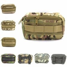 Military Travel Waist Pack Mini Outdoor Waist Bag EDC Pouch Sport Mess Handy Bag