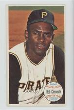 1964 Topps Giants #11 Roberto Clemente Pittsburgh Pirates Baseball Card