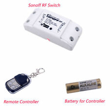 Sonoff 433Mhz RF Wifi Wireless Smart Switch 4 Key Button Cloning Remote Control