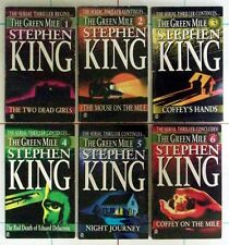 "6PB-- Stephen King: "" The Green Mile""..."