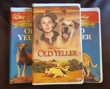 OLD YELLER ~ MULTIPLE DISNEY VERSIONS ~ YOU CHOOSE ~ 1+ SHIPPING DISCOUNT