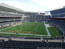 2 tickets Chicago Bears Green Bay Packers 11/12