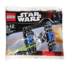 NEW! Lego STAR WARS Polybag Set 8028 Mini TIE FIGHTER Retired SEALED! From 2011!