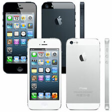 Apple iPhone 5/4s 16GB 32GB 64GB GSM Unlocked Smartphone 4G LTE Black & White S+