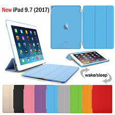 For New Apple iPad 9.7 Smart Sleep/Wake Slim Magnetic Leather Stand Case Cover