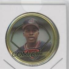1990 Topps Coins #7 Jerry Browne Cleveland Indians Baseball Card