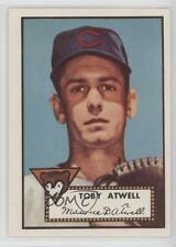 1983 Topps 1952 Reprint Series #356 Toby Atwell Chicago Cubs Baseball Card