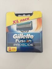 Gillette Fusion Proglide Men's Razor Blades - 8 Pack brand new and sealed