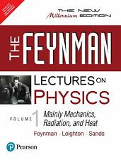 The Feynman Lectures on Physics: Mainly Mechanics, Radiation and Heat, The New M