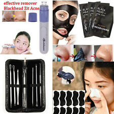 Facial Pore Cleanser Face Blackhead Zit Acne Remover Skin Nose Cleansing Tool
