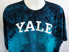YALE University- TIE  DYE T-shirt! (Large)  -College Relaxed Look
