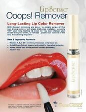 Authentic LipSense By SeneGence Lasting Lip Color Gloss Ooops Remover Brand New