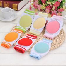 1 Pair Walk Cozy Circular Kids Knee Pad Baby Crawling Sponge Breathable Cotton