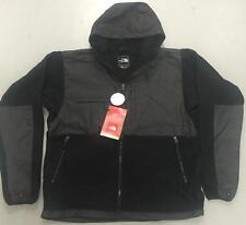 MENS NORTH FACE DENALI WITH HOOD FLEECE BRAND NEW WITH TAGS FREE SHIPPING SALE