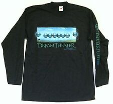 Dream Theater Octavarium World Tour 2005 2006 Black Long Sleeve Shirt New NOS