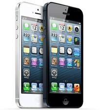 Apple iPhone 5 16GB Factory Unlocked Smartphone Black/ White Perfect Condition