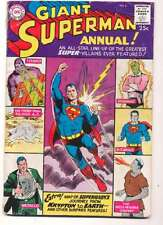 Superman (1939 series) Annual #2 in Very Good condition. FREE bag/board