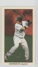 2009 TRISTAR Obak National Convention Base Minis #N16 Logan Morrison Rookie Card
