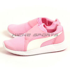 Puma ST Trainer EVO AC Soft Fluo Pink/White Lightweight Running Shoes 362397 05