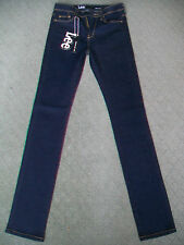 LEE 'HIGH TUBE' STRETCH JEANS WMN - BNWT - SIZE 7 9