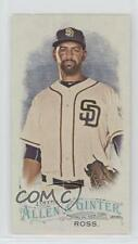 2016 Topps Allen & Ginter's Mini No Number Ginter Back #301 Tyson Ross Card
