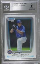 2011 Bowman Draft Picks & Prospects Chrome #BDPP30 Michael Fulmer BGS 9 Card