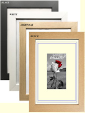 PHOTO FRAME POSTER FRAME PICTURE FRAME VARIOUS SIZES & COLOURS